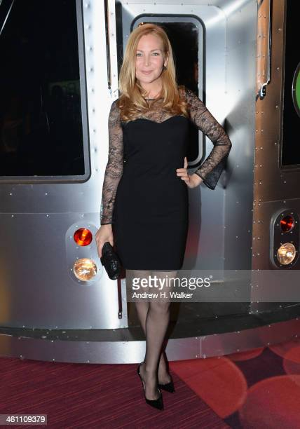 Actress Jennifer Westfeldt attends the 'Girls' Season Three premiere after party at Jazz at Lincoln Center on January 6 2014 in New York City