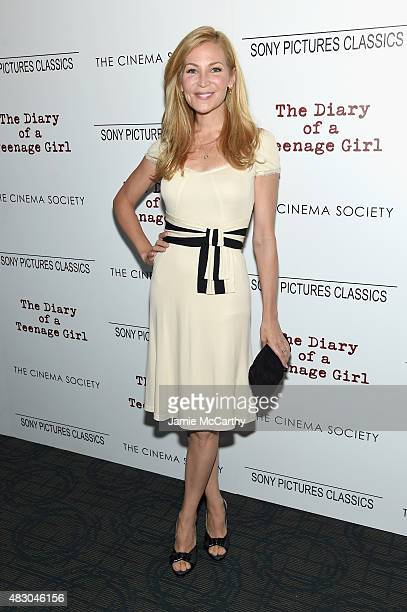 Actress Jennifer Westfeldt attends the screening of Sony Pictures Classics The Diary Of A Teenage Girl hosted by The Cinema Society at Landmark...