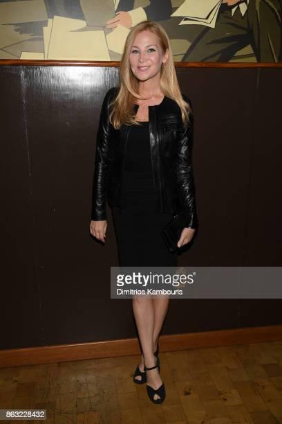 Actress Jennifer Westfeldt attends Through Her Lens The Tribeca Chanel Women's Filmmaker Program Celebration at Smyth Hotel on October 19 2017 in New...