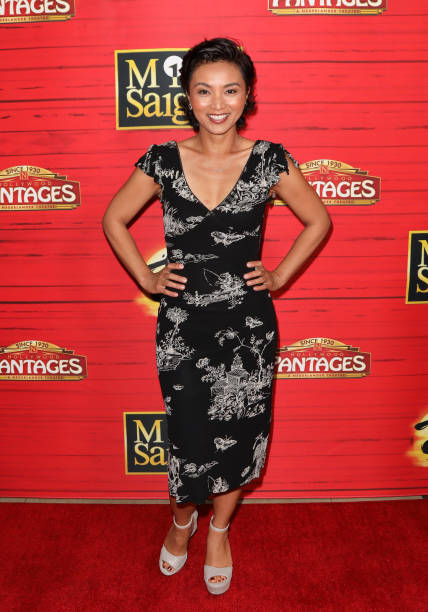 "CA: Opening Night Performance Of ""Miss Saigon"" - Arrivals"