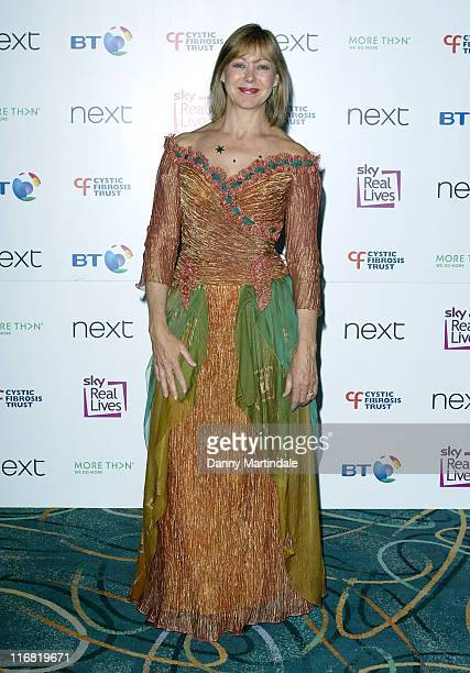 Actress Jenny Agutter during the Breathing Life Awards at the Hilton Metropole Hotel on May 28, 2008 in London, England.