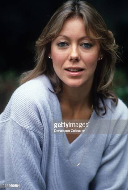 Actress Jenny Agutter poses for a portrait in circa 1985 in Los Angeles California
