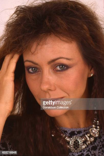 Actress Jenny Agutter poses for a portrait session in Los Angeles California in circa 1987