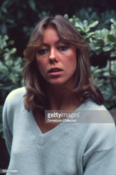 Actress Jenny Agutter poses for a portrait session in Los Angeles California in circa 1985