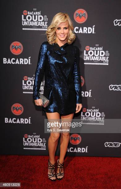 Actress Jenny McCarthy attends Cuban Independence Day celebration hosted by VICE and Bacardi at Weylin B Seymour's on May 20 2014 in New York City