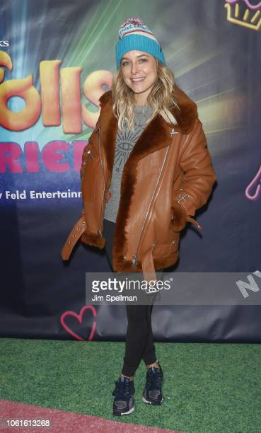 Actress Jenny Mollen attends the Dreamworks Trolls The Experience opening at Trolls The Experience on November 14 2018 in New York City