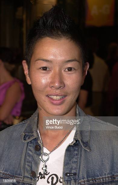 Actress Jenny Shimitzu attends the premiere of the film Hedwig and the Angry Inch on opening night of Outfest 2001 during the 19th Annual Gay and...