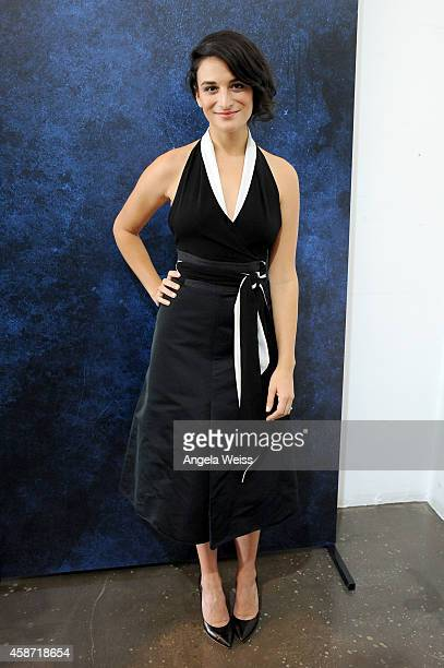 Actress Jenny Slate attends day two of Variety Studio: Actors On Actors presented by Samsung Galaxy on November 9, 2014 in Los Angeles, California.