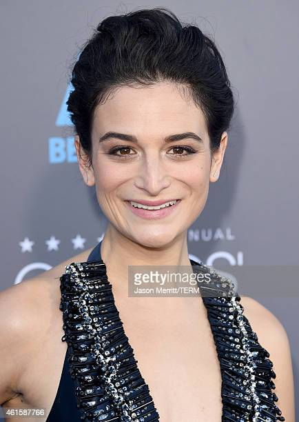 Actress Jenny Slate attends the 20th annual Critics' Choice Movie Awards at the Hollywood Palladium on January 15, 2015 in Los Angeles, California.