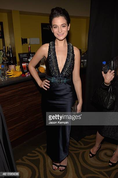 Actress Jenny Slate attends the 20th annual Critics' Choice Movie Awards at the Hollywood Palladium on January 15 2015 in Los Angeles California