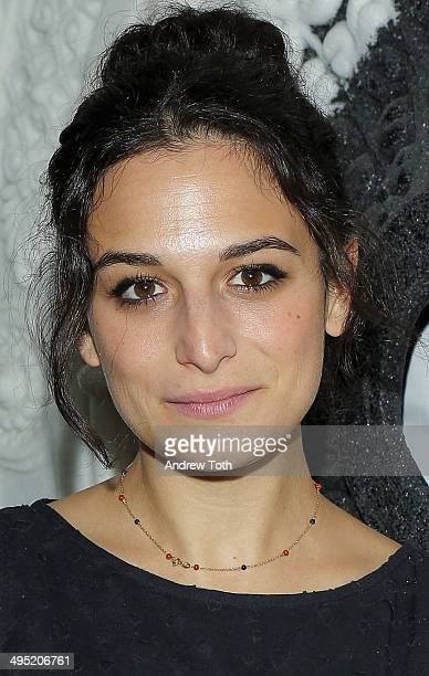 Actress Jenny Slate attends the Obvious Child special screening on June 1 2014 in New York New York