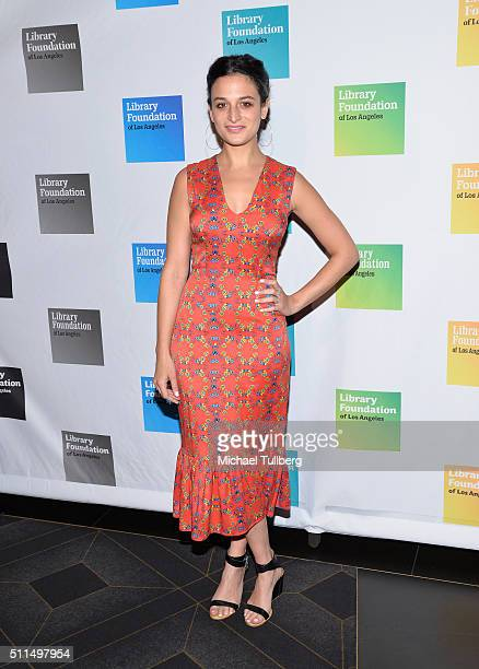 Actress Jenny Slate attends the Young Literati 8th Annual Toast at Avalon on February 20 2016 in Hollywood California