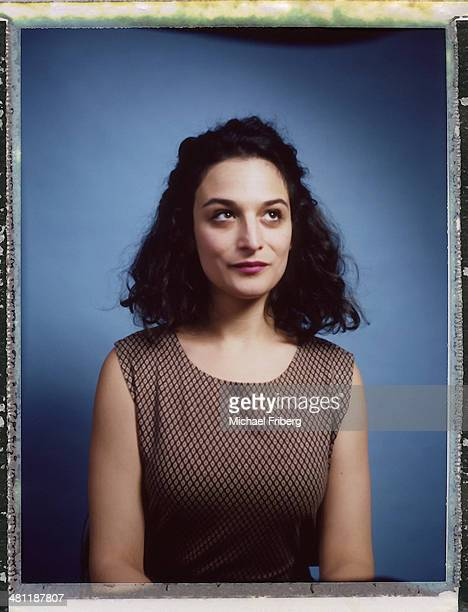 Actress Jenny Slate is photographed for Variety on January 18 2014 in Park City Utah