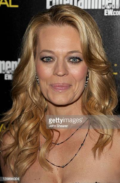 Actress Jeri Ryan arrives at Entertainment Weekly's celebration honoring the 17th Annual Screen Actors Guild Awards nominees hosted by Jess Cagle and...