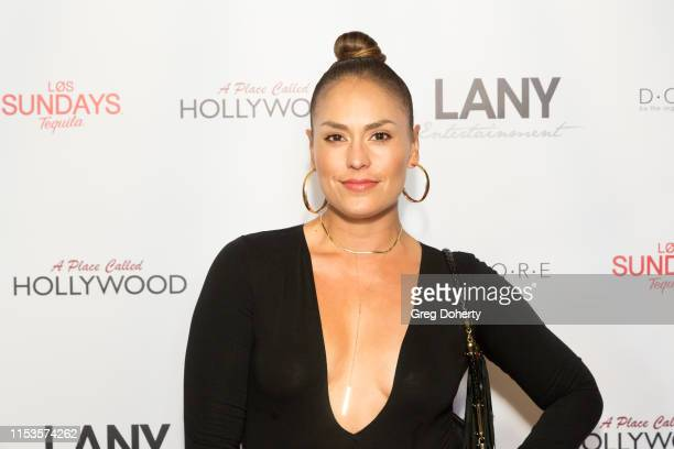 Actress Jes Meza attends an FYC Event for A Place Called Hollywood at TCL Chinese 6 Theatres on June 03 2019 in Hollywood California