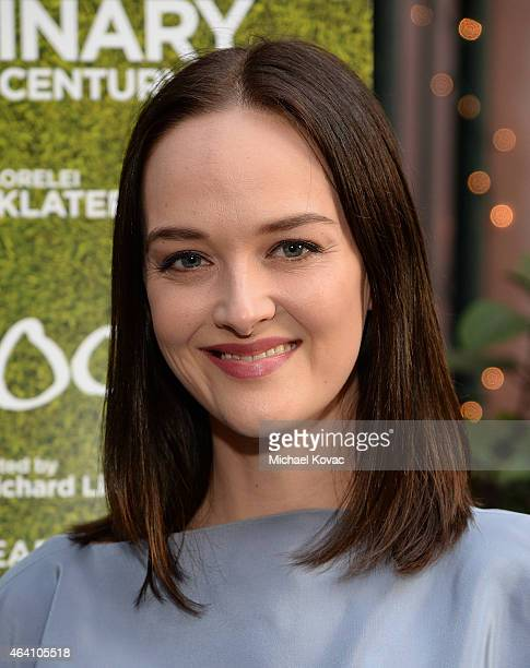 Actress Jess Weixler attends the AMC Networks and IFC Films Spirit Awards After Party on February 21 2015 in Santa Monica California