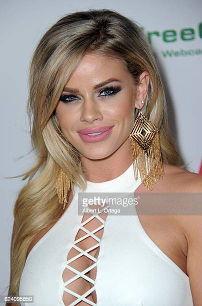 Actress Jessa Rhodes arrives for the 2017 AVN Awards Nomination Party held at Avalon on November 17 2016 in Hollywood California