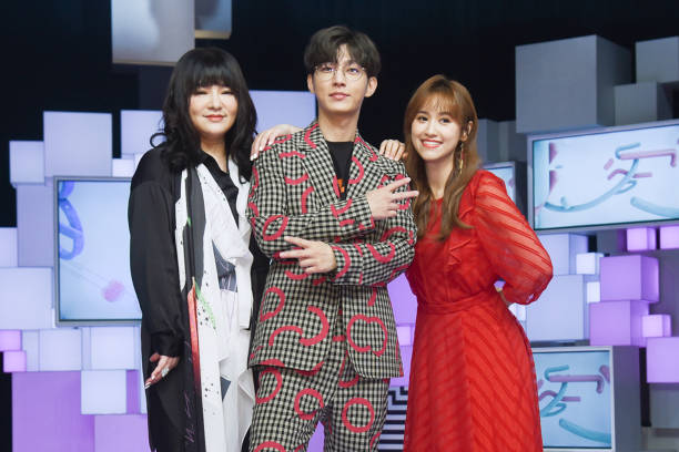TWN: Aaron Yan Attends Press Conference In Taipei