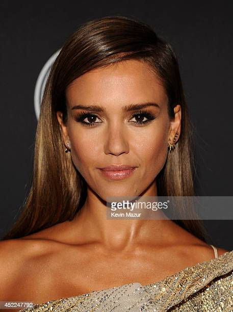 Actress Jessica Alba attends The 2014 ESPY Awards at Nokia Theatre LA Live on July 16 2014 in Los Angeles California
