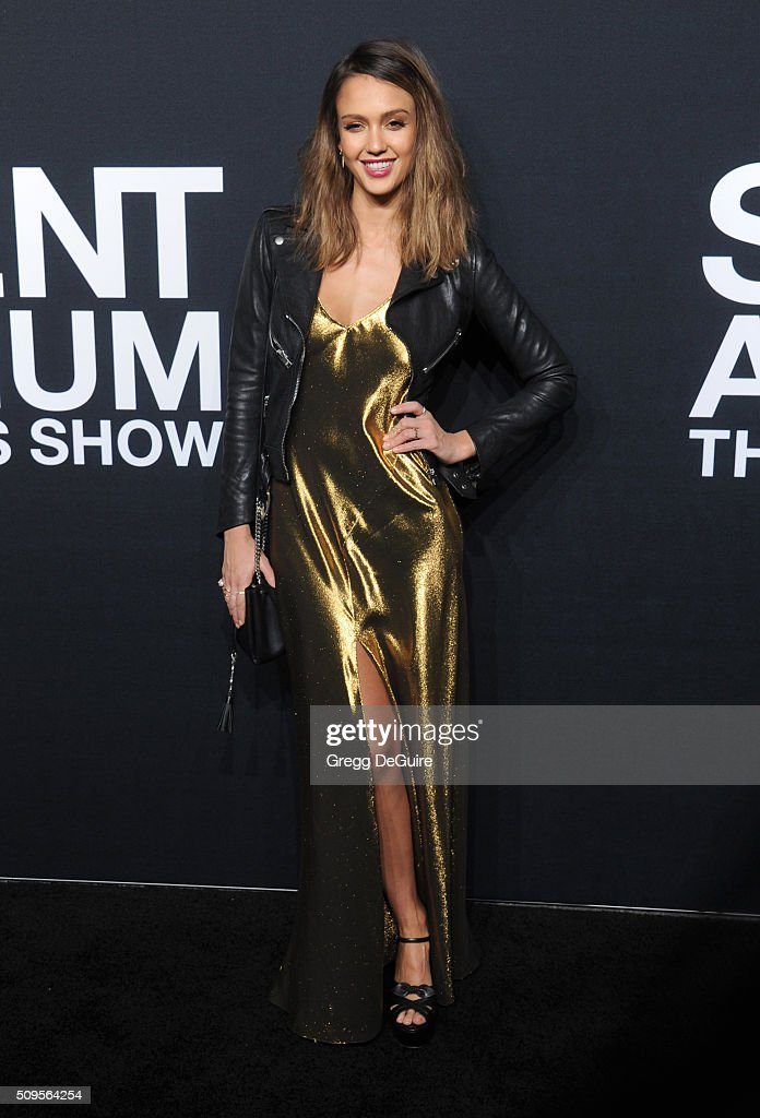 SAINT LAURENT At The Palladium - Arrivals