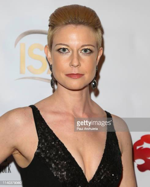 Actress Jessica Alexandra Green attends the 10th Annual Indie Series Awards at The Colony Theater on April 03 2019 in Burbank California