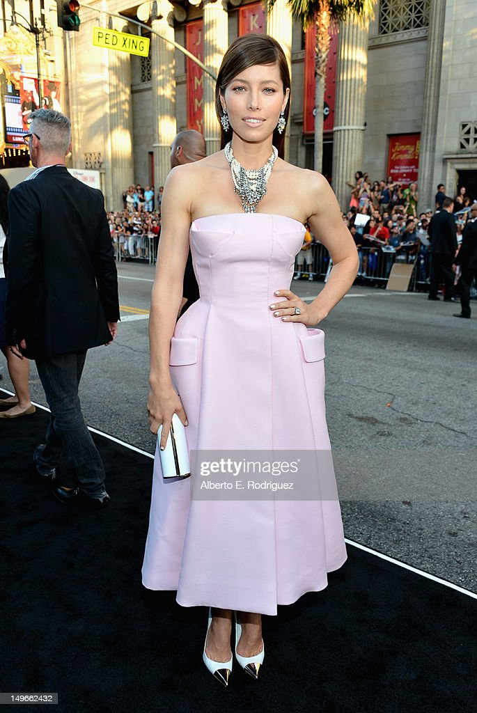 """Total Recall"" - Los Angeles Premiere - Red Carpet : News Photo"
