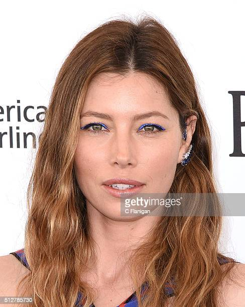 Actress Jessica Biel attends the 2016 Film Independent Spirit Awards on February 27 2016 in Santa Monica California