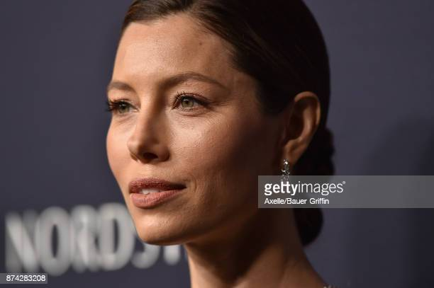 Actress Jessica Biel attends the 2017 Baby2Baby Gala at 3LABS on November 11 2017 in Culver City California