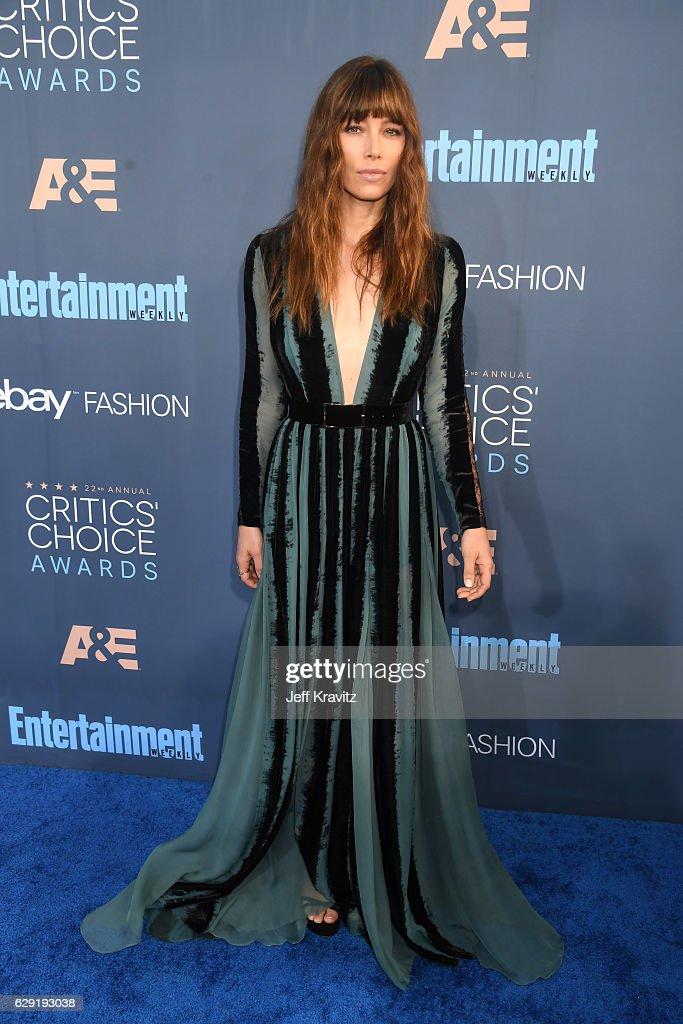 The 22nd Annual Critics' Choice Awards - Red Carpet : News Photo