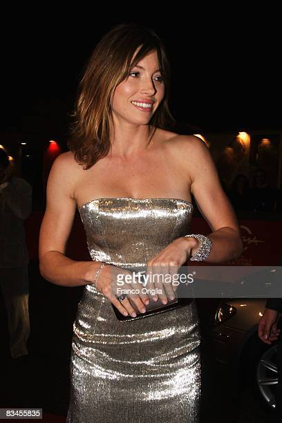 Actress Jessica Biel attends the 'Easy Virtue' Premiere during the 3rd Rome International Film Festival held at the Auditorium Parco della Musica on...