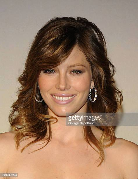 Actress Jessica Biel attends the MoMa Film Benefit Gala Honoring Baz Luhrmann at the Museum of Modern Art on November 10, 2008 in New York City.