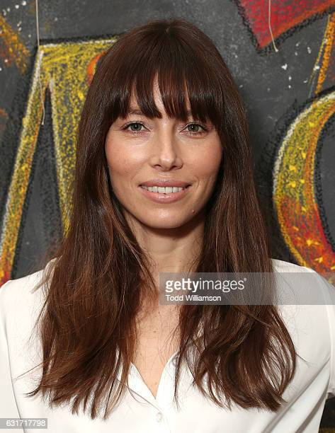 Actress Jessica Biel attends the second season premiere of Amazon Original Series 'Just Add Magic' at Au Fudge on January 14 2017 in West Hollywood...