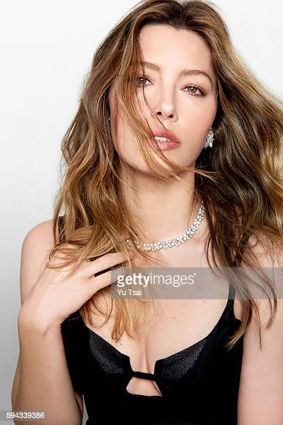 Actress Jessica Biel is photographed for C Magazine on March 3 2016 in Los Angeles California Published Image
