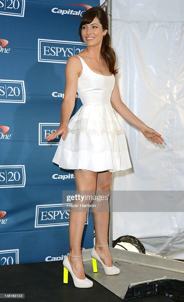 The 2012 ESPY Awards - Press Room : News Photo
