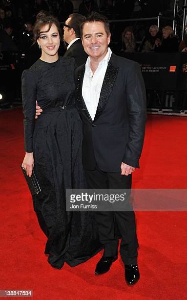 Actress Jessica Brown Findlay attends the Orange British Academy Film Awards 2012 at the Royal Opera House on February 12 2012 in London England