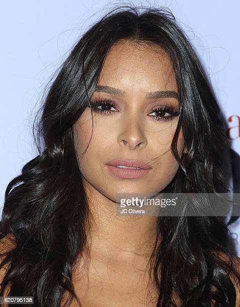 Actress Jessica Caban attends Latina Magazine's 20th Anniversary Event Celebrating 'Hollywood Hot List' Honorees at STK Los Angeles on November 2...
