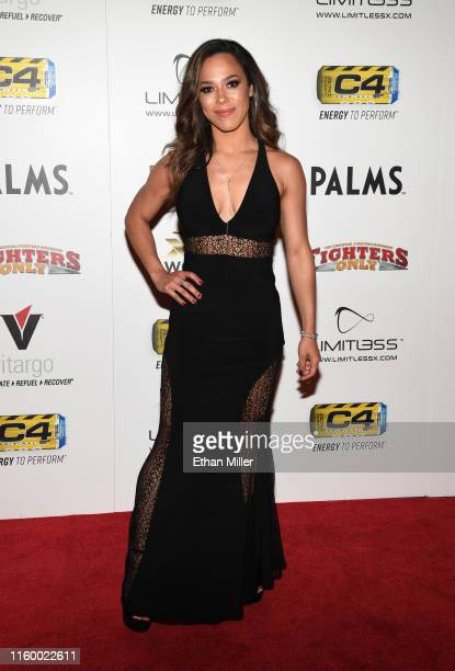 Actress Jessica Camacho attends the 11th annual Fighters Only World MMA Awards at Palms Casino Resort on July 3, 2019 in Las Vegas, Nevada.