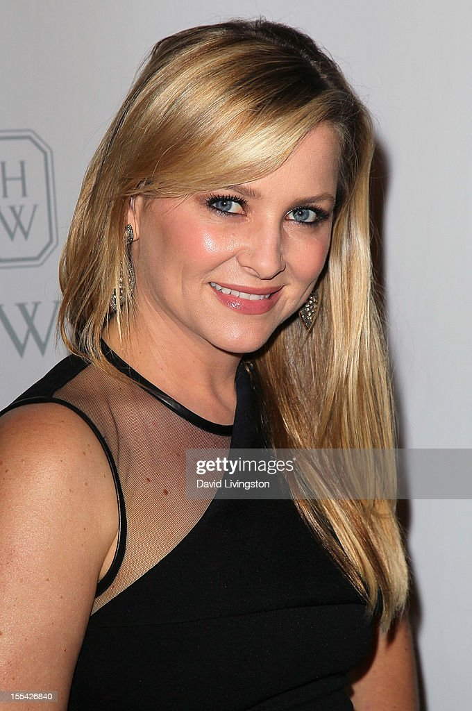 Actress Jessica Capshaw attends the 1st Annual Baby2Baby Gala at The BookBindery on November 3, 2012 in Culver City, California.