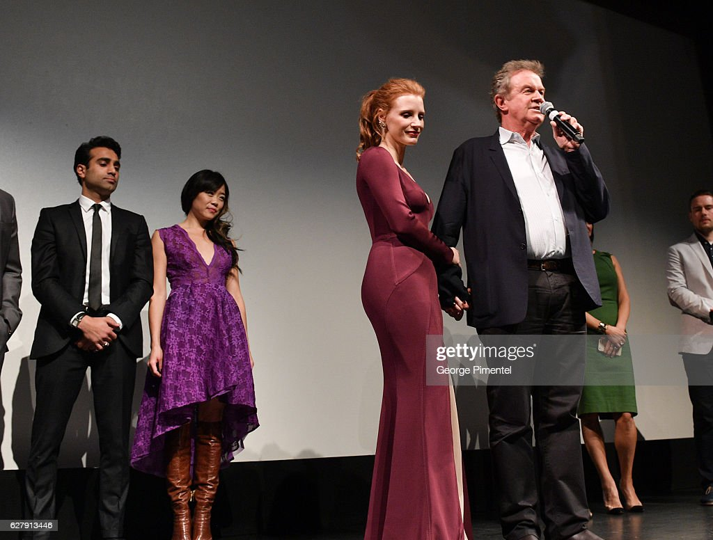 """Miss Sloane"" Toronto Premiere : News Photo"