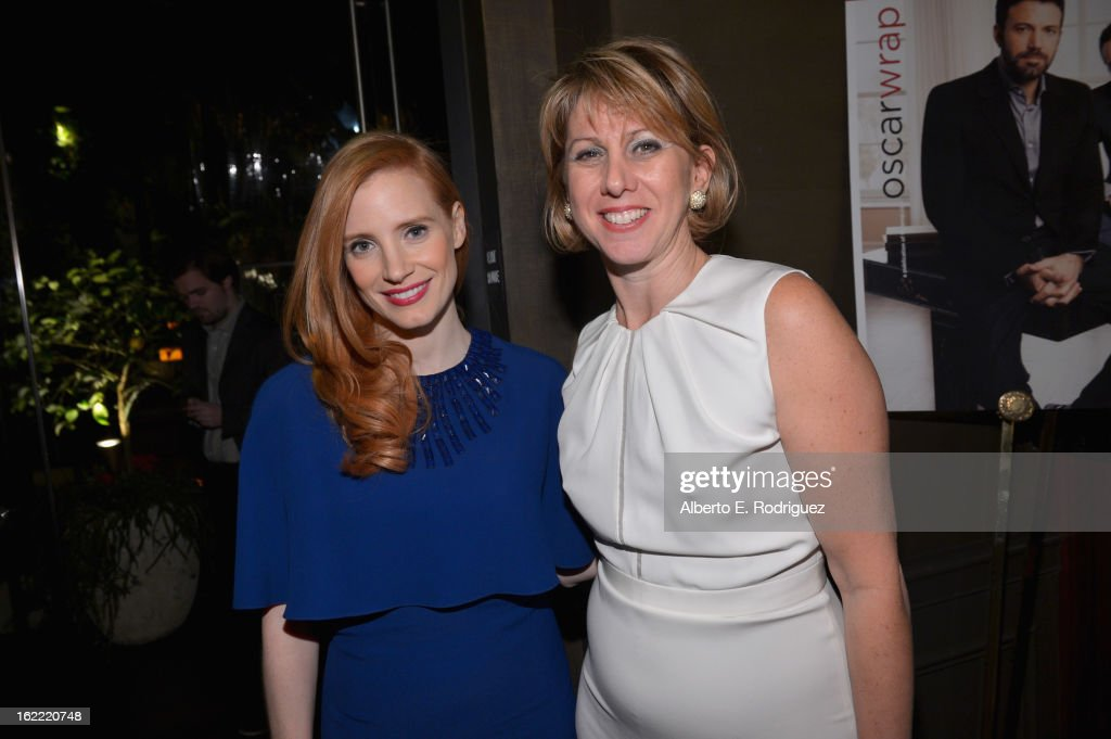 TheWrap 4th Annual Pre-Oscar Party - Inside