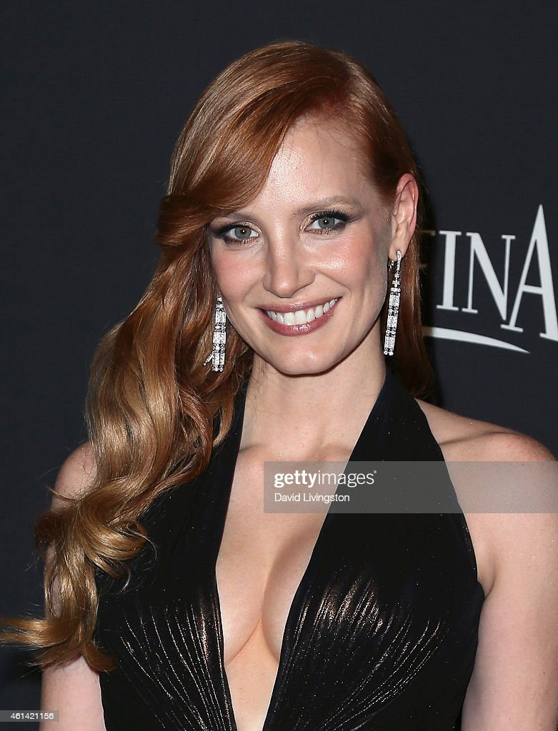 2015 InStyle And Warner Bros. 72nd Annual Golden Globe Awards Post-Party - Arrivals : News Photo