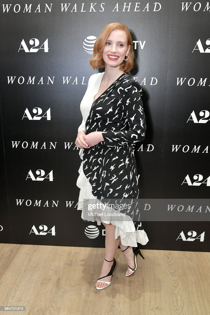 'Woman Walks Ahead' New York Screening : ニュース写真