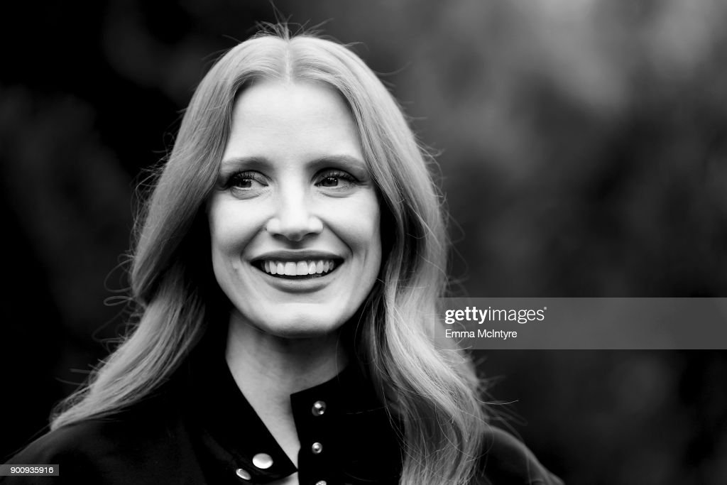 Actress Jessica Chastain attends the Variety's Creative Impact Awards and 10 Directors to watch at the 29th Annual Palm Springs International Film Festival at Parker Palm Springs on January 3, 2018 in Palm Springs, California.