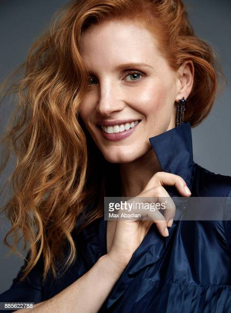 Actress Jessica Chastain is photographed for Elle Canada on July 6 2017 in New York City