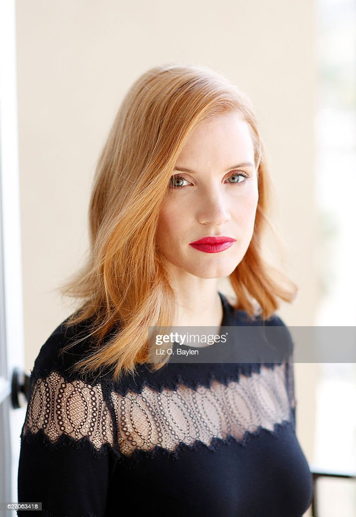 Jessica Chastain, Los Angeles Times, December 1, 2016