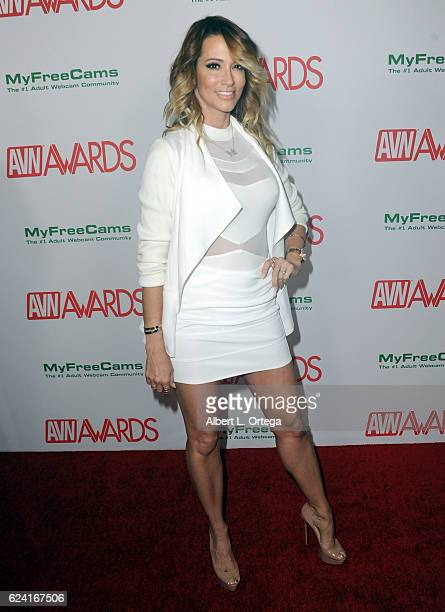 Actress Jessica Drake arrives for the 2017 AVN Awards Nomination Party held at Avalon on November 17 2016 in Hollywood California