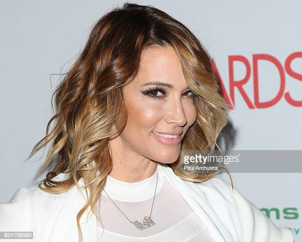 Actress Jessica Drake attends the 2017 AVN Awards nomination party at Avalon on November 17 2016 in Hollywood California