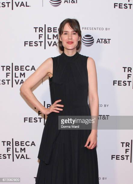 Actress Jessica Grabowsky attends Tom of Finland Premiere during the 2017 Tribeca Film Festivalat Cinepolis Chelsea on April 23 2017 in New York City