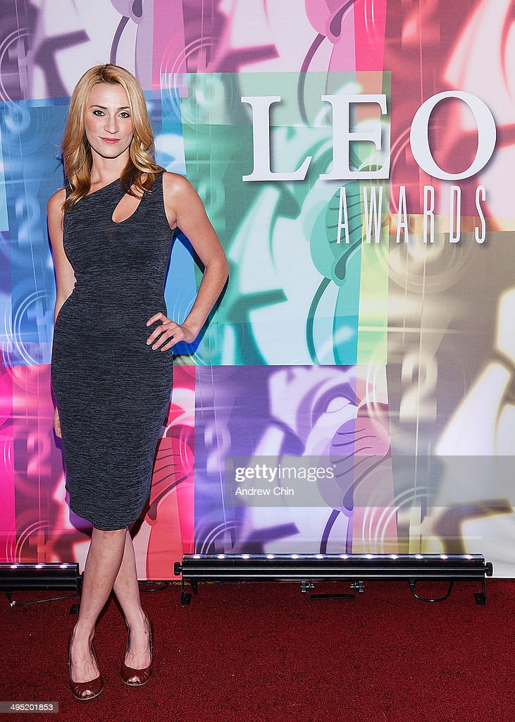 Actress Jessica Harmon attends the 2014 Leo Awards - Gala Awards Ceremony at Fairmont Hotel Vancouver on June 1, 2014 in Vancouver, Canada.