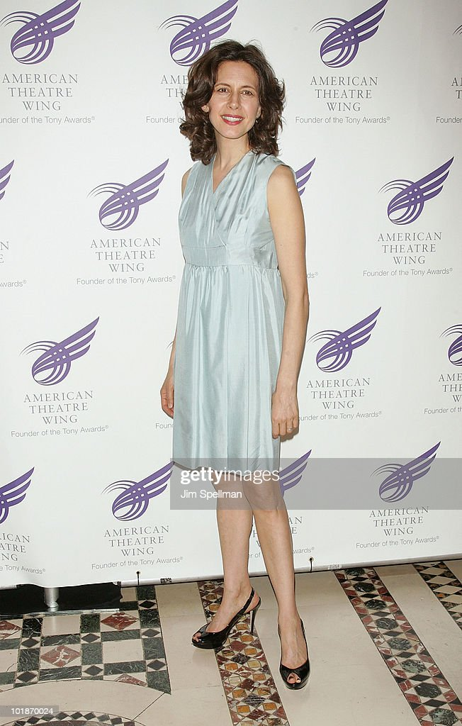Actress Jessica Hecht attends the 2010 American Theatre Wing Spring Gala at Cipriani 42nd Street on June 7, 2010 in New York City.
